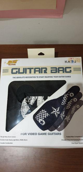 Funda guitarra Guitar Hero