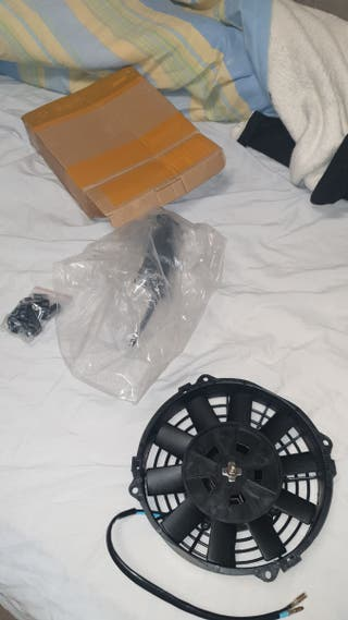 ventilador radiador quad o moto