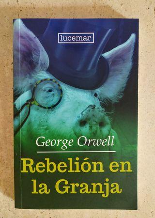 Libro: Rebelión en la Granja