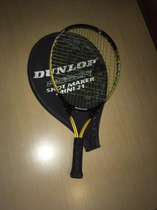 Raqueta Tenis Dunlop de niño