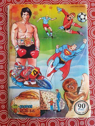 Los Récords Guinness Album de Cromos