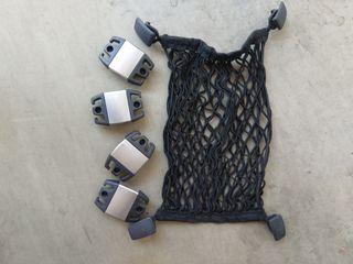 Malla lateral maletero Opel Zafira 2005