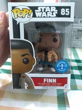 Funko Pop Finn #85 Original sin base