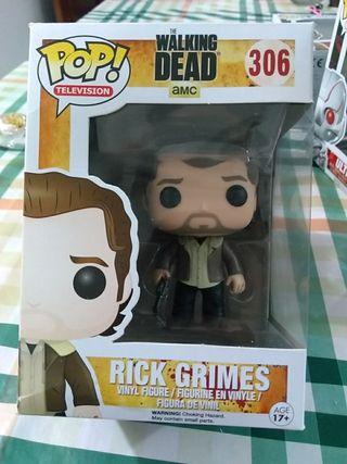 Funko pop Rick Grimes #306