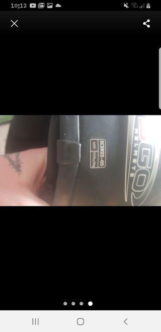 3go motobike helmet