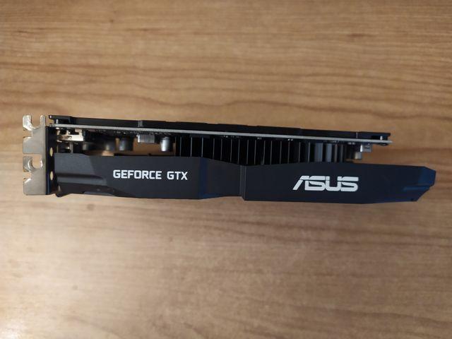 Tarjeta gráfica Asus Gforce GTX 1050ti OC edition