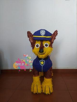 piñata Chase patrulla canina