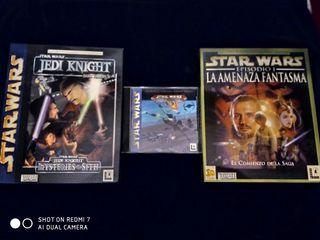juegos pc retro star wars