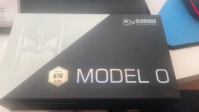 Glorious Model O gaming mouse