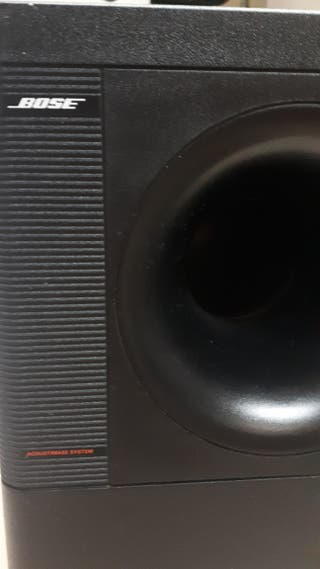 Bose acoustimass 15 woofer (cajon)