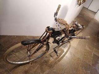 bici artesanal única