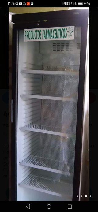 vitrina expósitor de frío