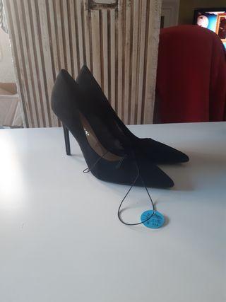 zapato de tacones 39 biene poco mas grades