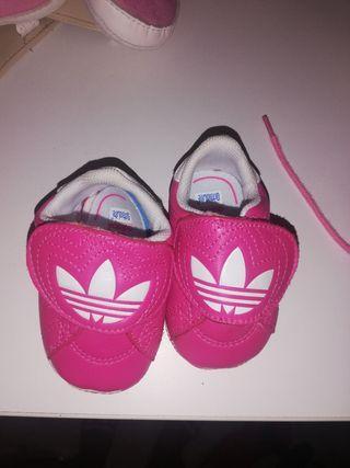 botines adidas bebé
