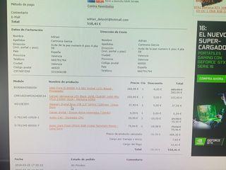 Vendo set up pc valorado en mas de 1000€