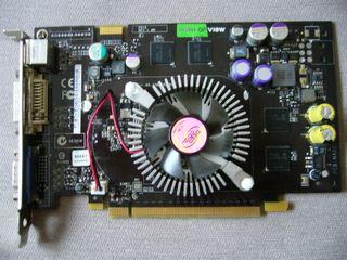 Tarjeta Grafica Nvidia GF6600GT Buen estado.