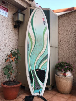 Tabla Surf NSP Epoxy Fish