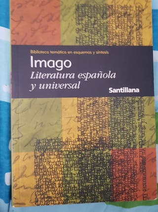 Imago Literatura Española y Universal