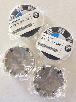 Emblema BMW Tapacubo/Llantas