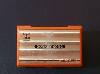 Donkey Kong. Game and Watch. Nintendo. 1982