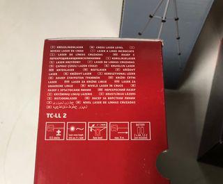 Laser Einhell TC-LL 2 y Tripode Einhell 2270115