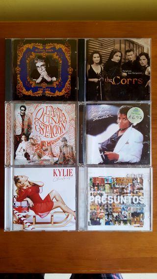 CD variados