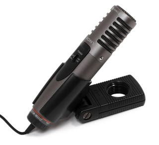 Micrófono digital estéreo Sony ECM MS907