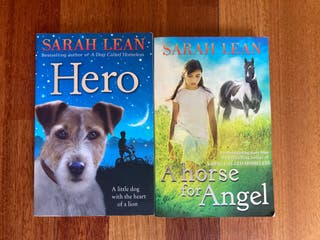 Libros de Sarah Lean