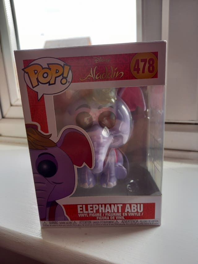 Elephant Abu Funko Pop!