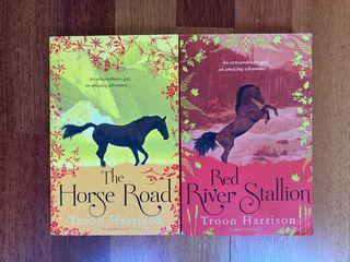 Libros de Troon Harrison