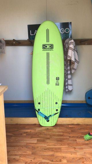 Tabla de surf espuma 33litros
