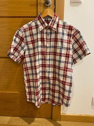 Camisa manga corta Carlos Cordoba