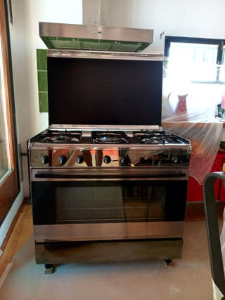 Cocina de gas Fagor 90cm