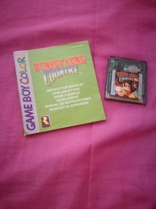 Donkey Kong Country original