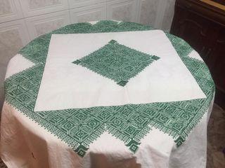 mantel de la mesa