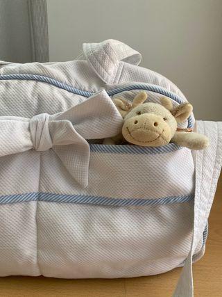 Bolsa de Bebé Con cambiador