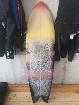 tabla surf fish 5.10
