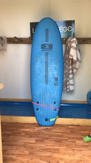 Tabla de surf espuma 33 litros