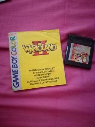 Warioland II original