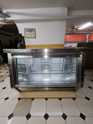 mostrador refrigerado