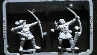 Warhammer Arqueros Bretonianos