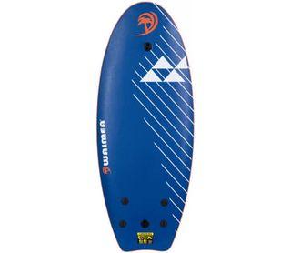 Tabla de surf de espuma EPS 114 cm azul