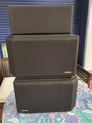 Altavoces BOSE 301 Series IV + Celestion CC1