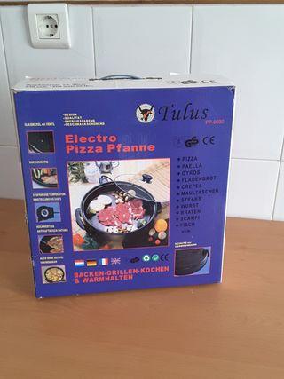 Sartén eléctrica Electro Pizza Pfanne