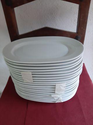 Bandejas porcelanas