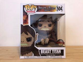 Funko Pop Beast titan