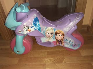 Moto Frozen