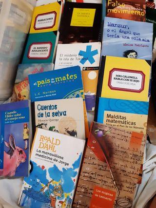 libros lecturas castellano