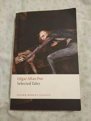 Selected Tales by Edgar Allan Poe Libro en Inglés