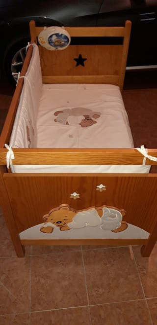 Maxi cuna- cama Fuli & Co